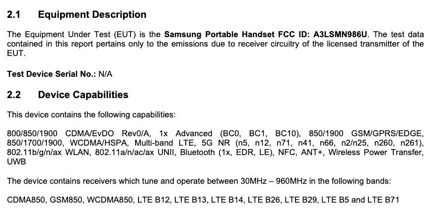 Galaxy Note 20 Ultra FCC image 4