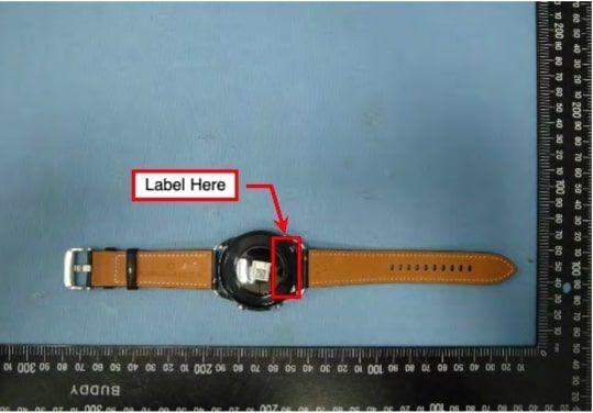 Galaxy Watch 3 NCC Leaks 10