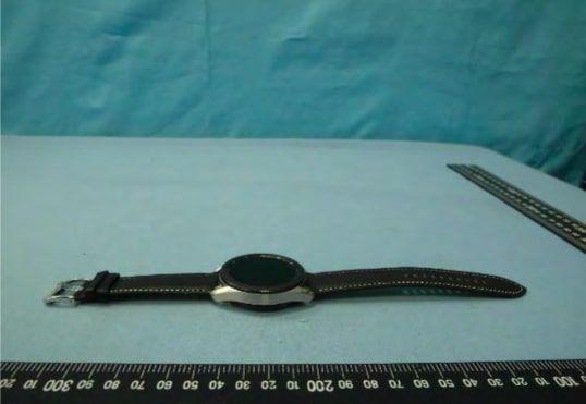 Galaxy Watch 3 NCC Leaks