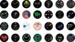 Galaxy Watch 3 watchfaces 01