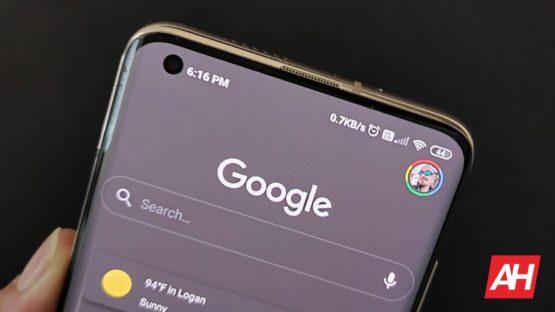 Google App DG AH 2020