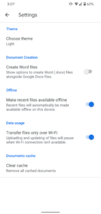 Google Docs - Dark Mode (3)