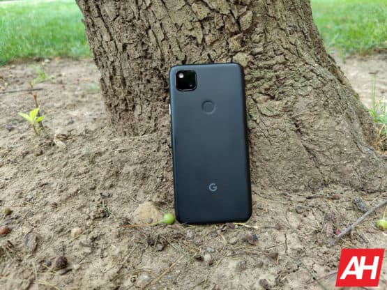 Google Pixel 4a Review AM AH 1 2