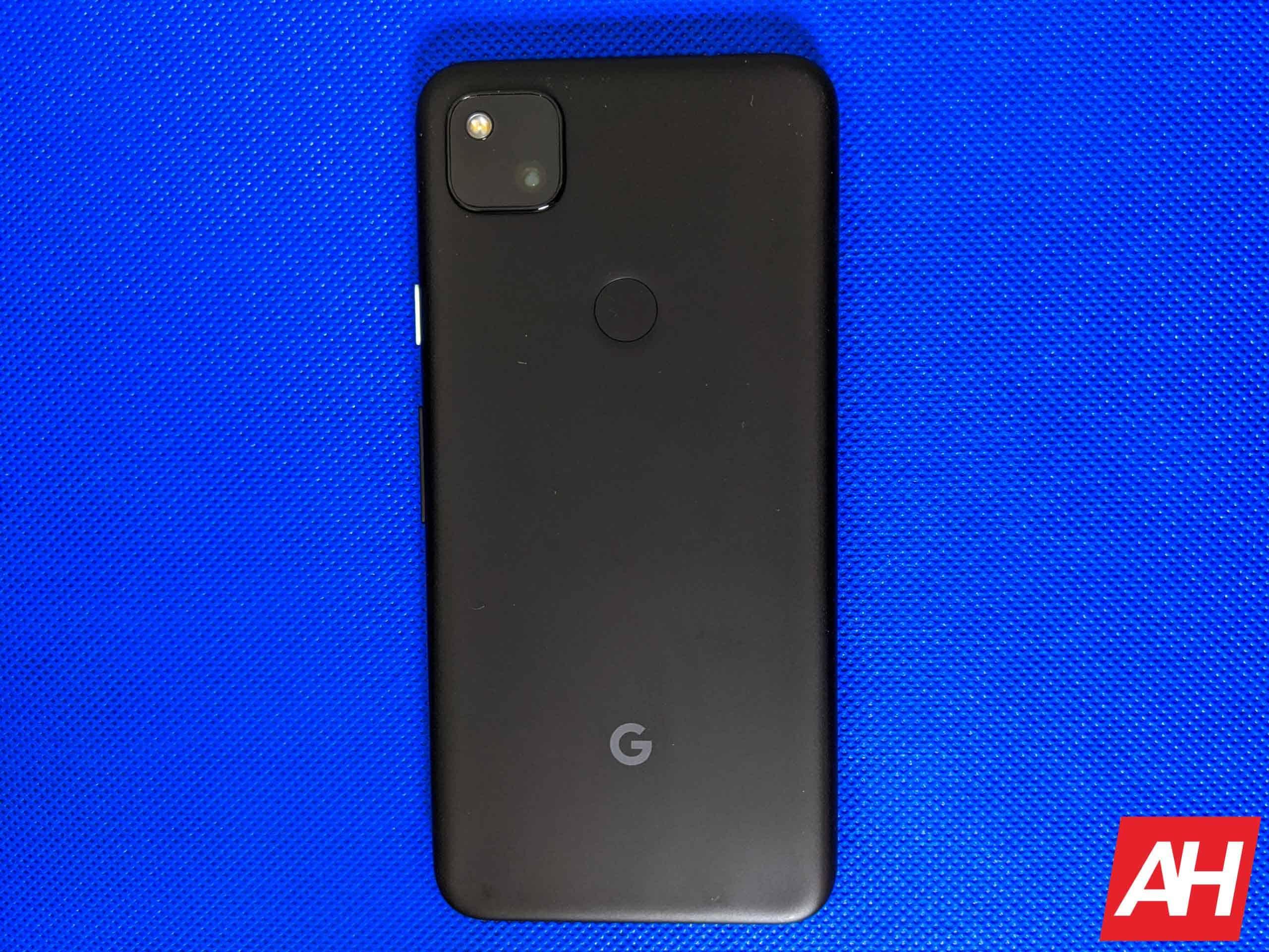 Google Pixel 4a Review AM AH 1