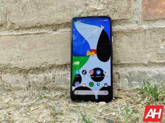 Google Pixel 4a Review AM AH 18