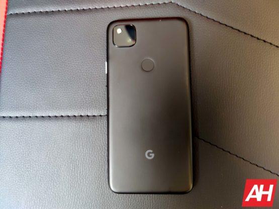 Google Pixel 4a Review AM AH 2