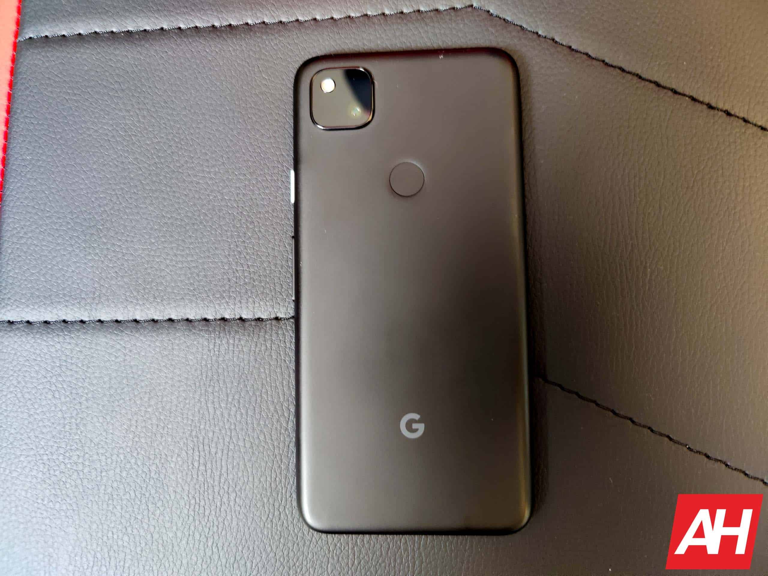 Google Pixel 4a Review AM AH 2