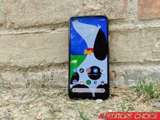 Google Pixel 4a Review featured AM AH 1