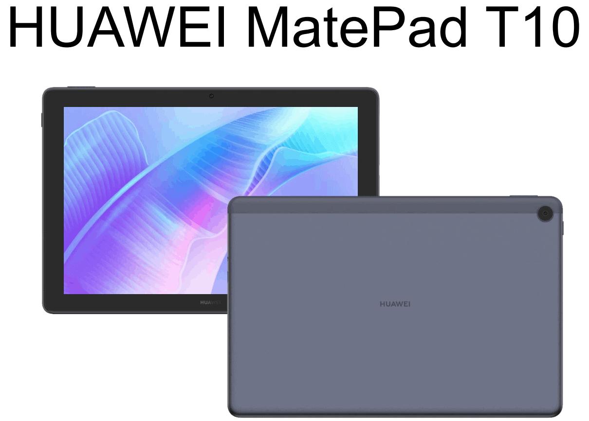 Huawei MatePad T10 leak 3