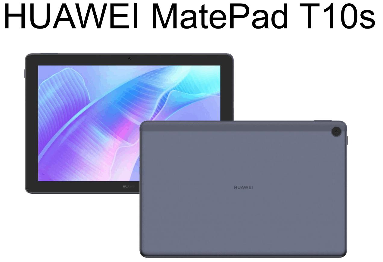Huawei MatePad T10s leak 2