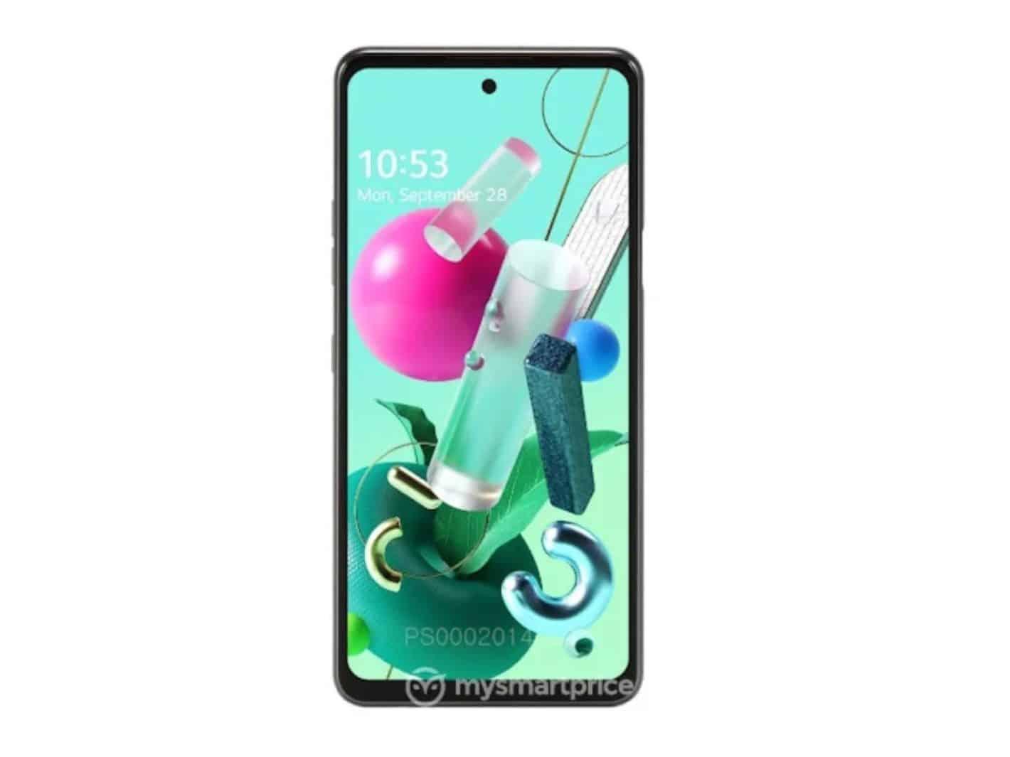 LG Q92 5G Leak from mysmartprice via google play console