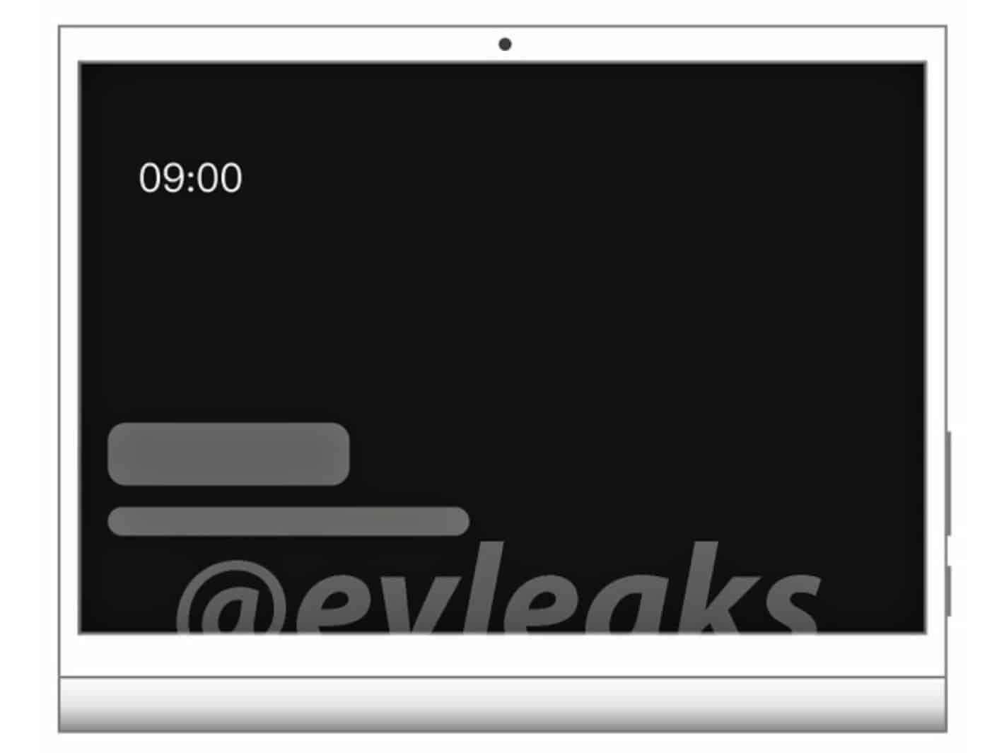 Lenovo Yoga X Wireframe from evan blass till kottman