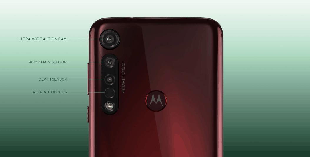 Motorola One Vision Plus 2