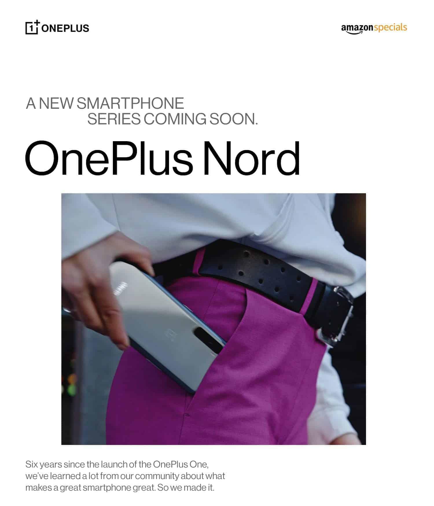 OnePlus Nord back side leak 1