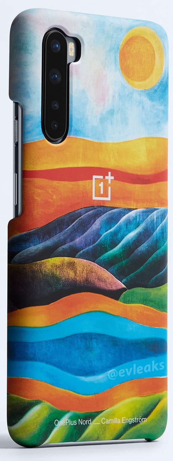 OnePlus Nord official case Blass 1