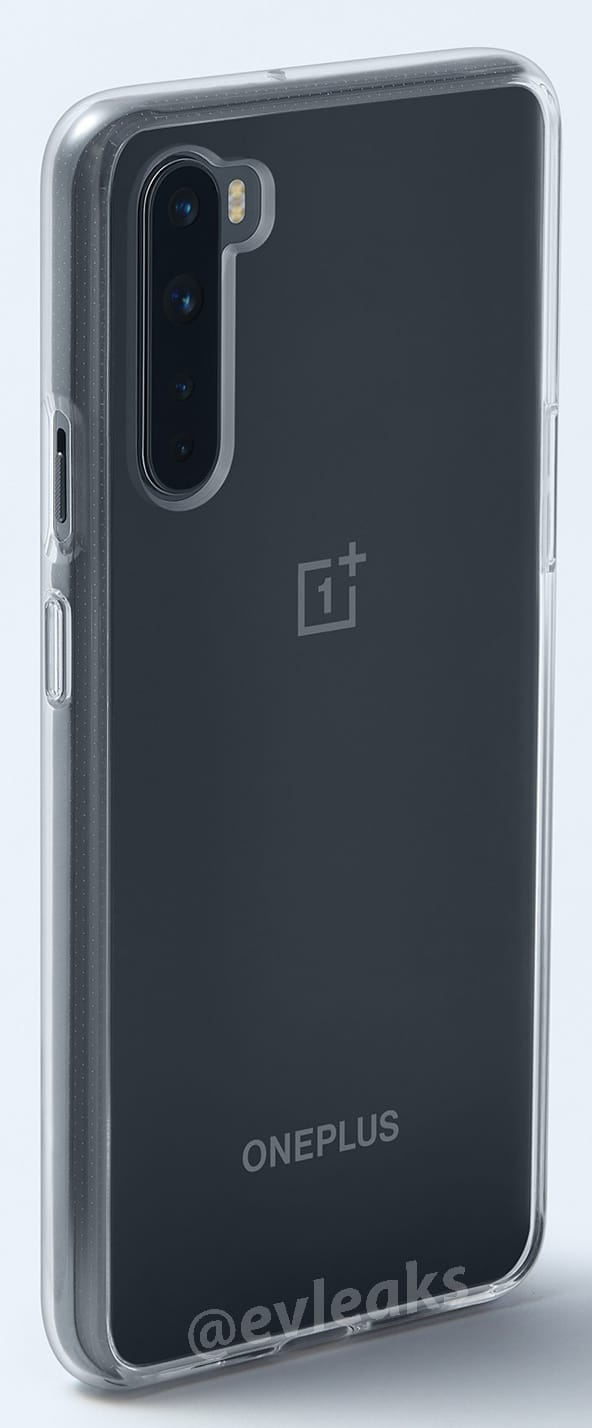 OnePlus Nord render leak back