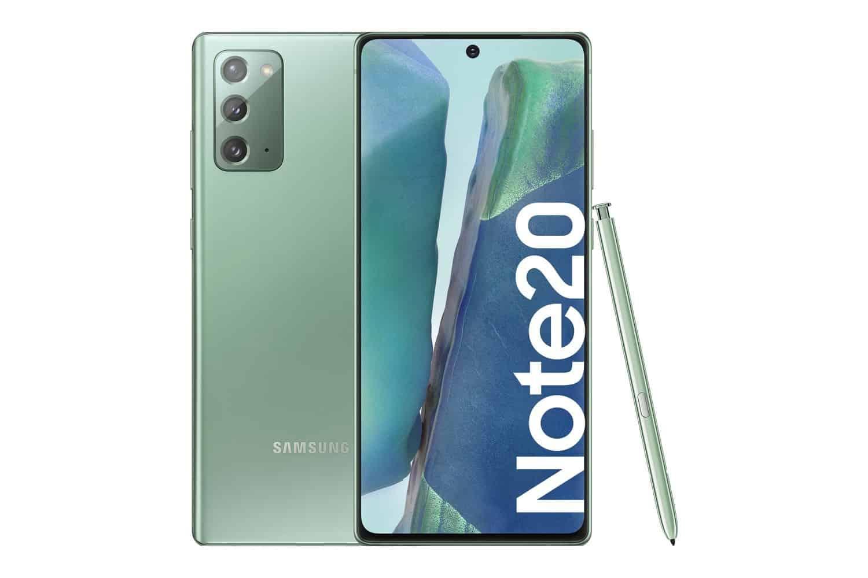 Samsung Galaxy Note 20 1
