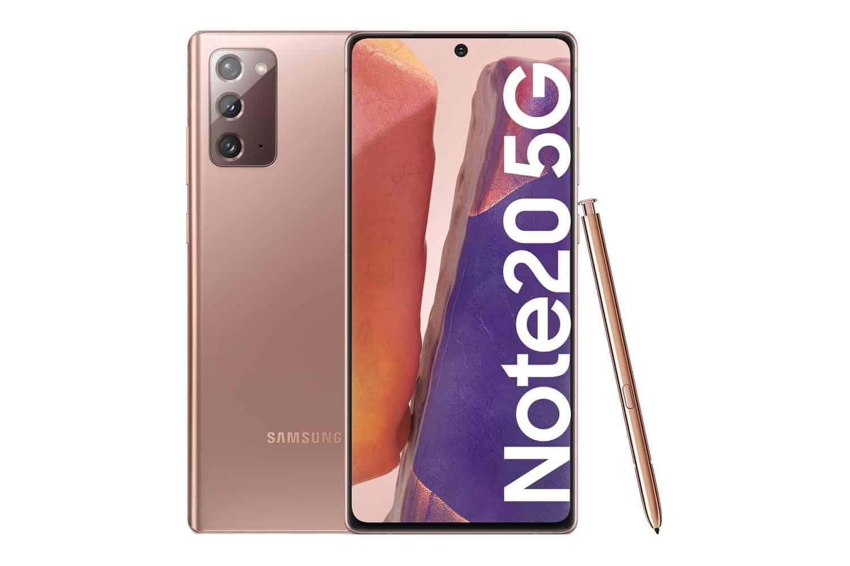 Samsung Galaxy Note 20 5