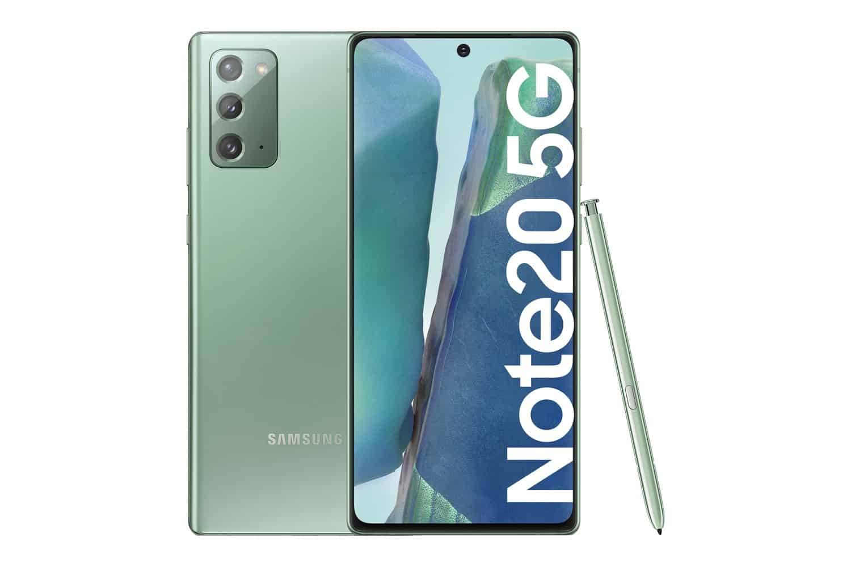 Samsung Galaxy Note 20 7