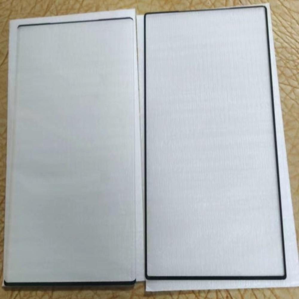 Samsung Galaxy Note 20 Ultra screen protectors leak from iceuniverse