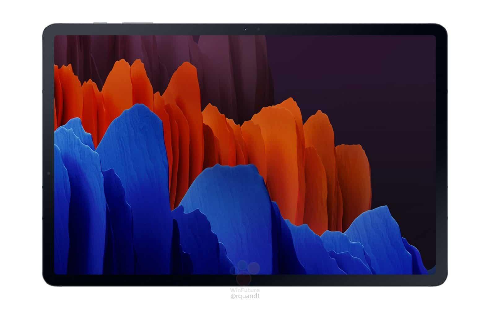 Samsung Galaxy Tab S7 Front