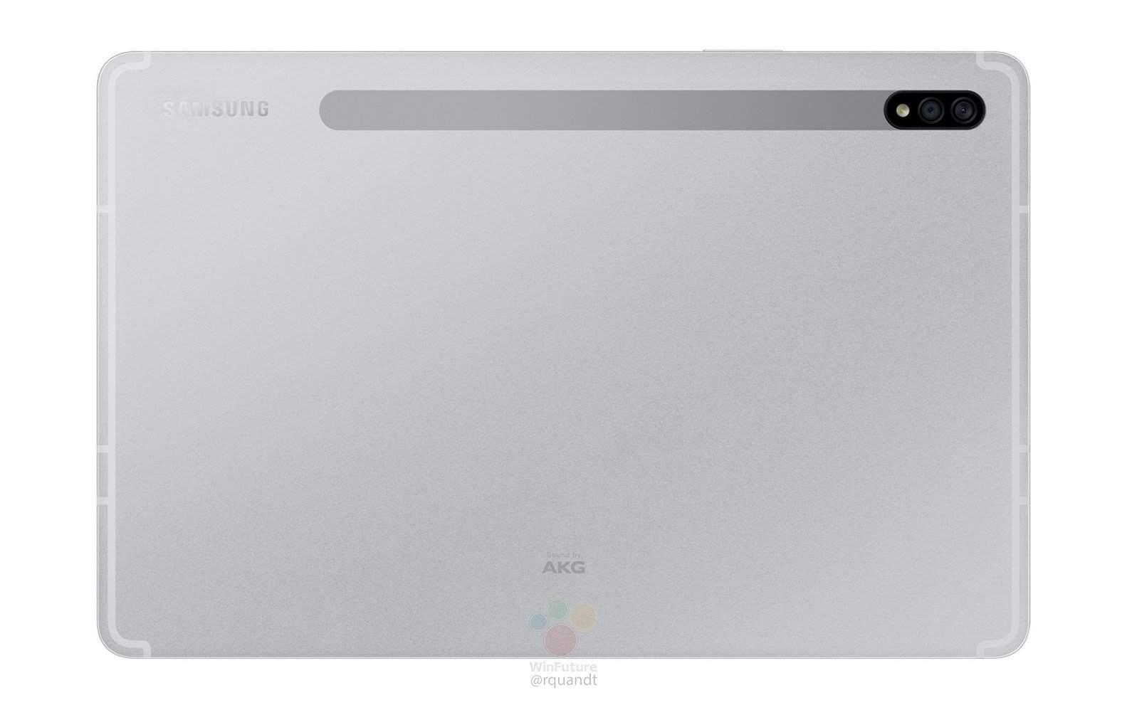 Samsung Galaxy Tab S7 Mystic Silver