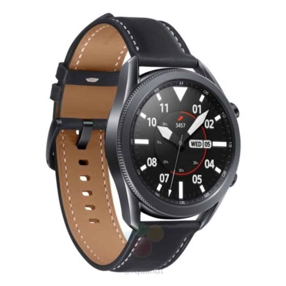 Samsung Galaxy Watch 3 Leak from WinFuture 02