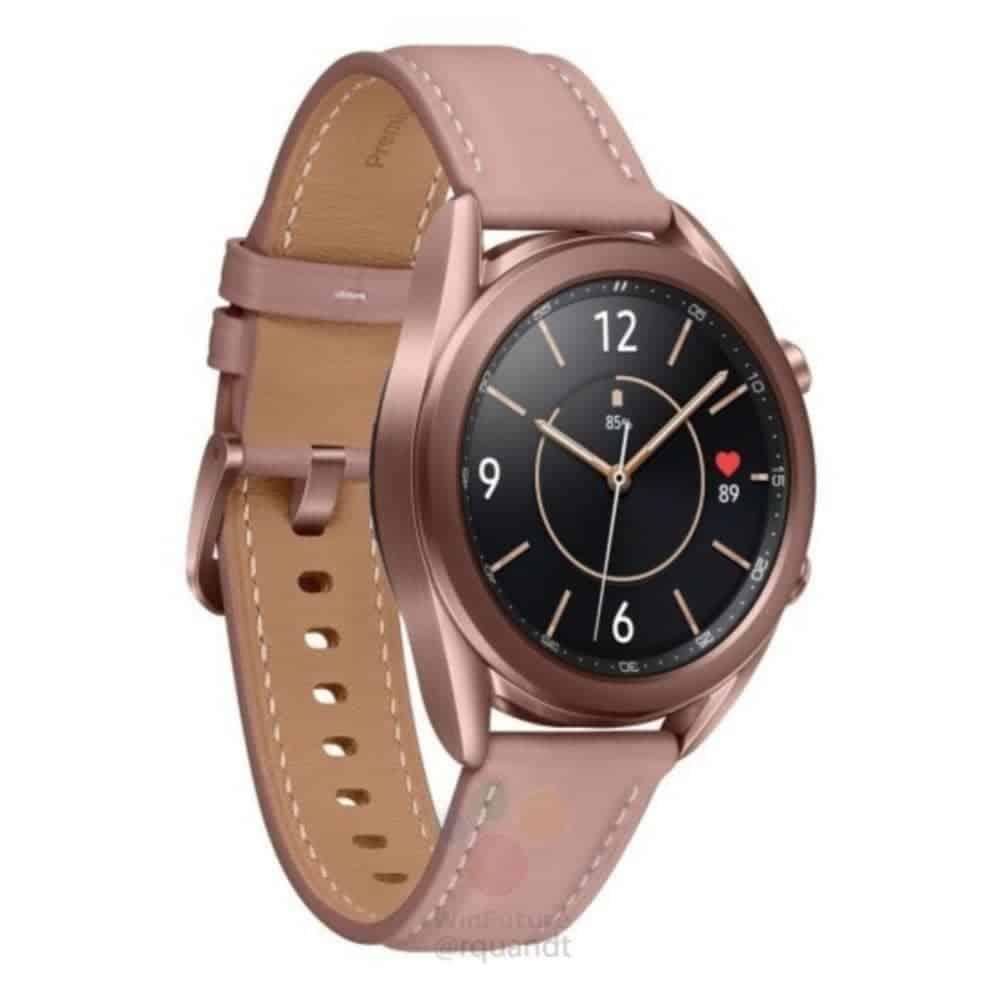 Samsung Galaxy Watch 3 Leak from WinFuture 10