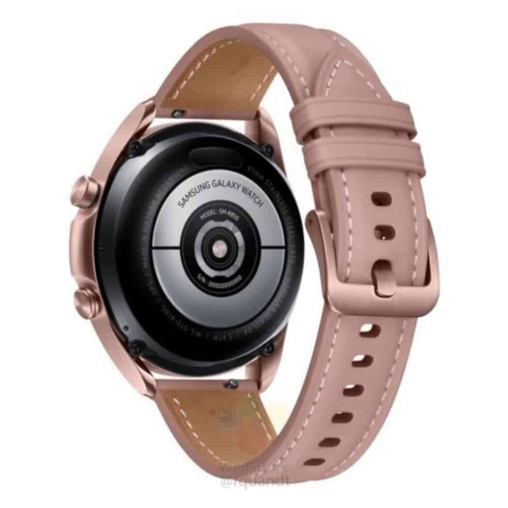 Samsung Galaxy Watch 3 Leak from WinFuture 11