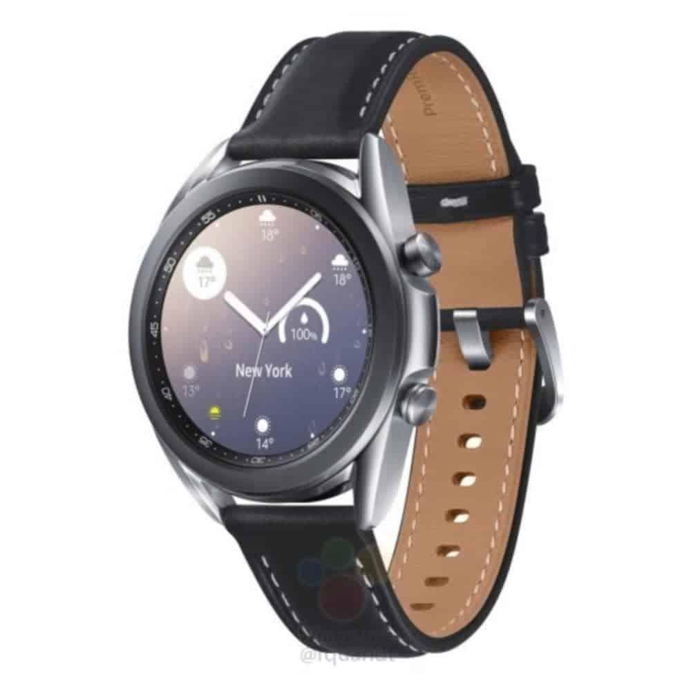Samsung Galaxy Watch 3 Leak from WinFuture 13