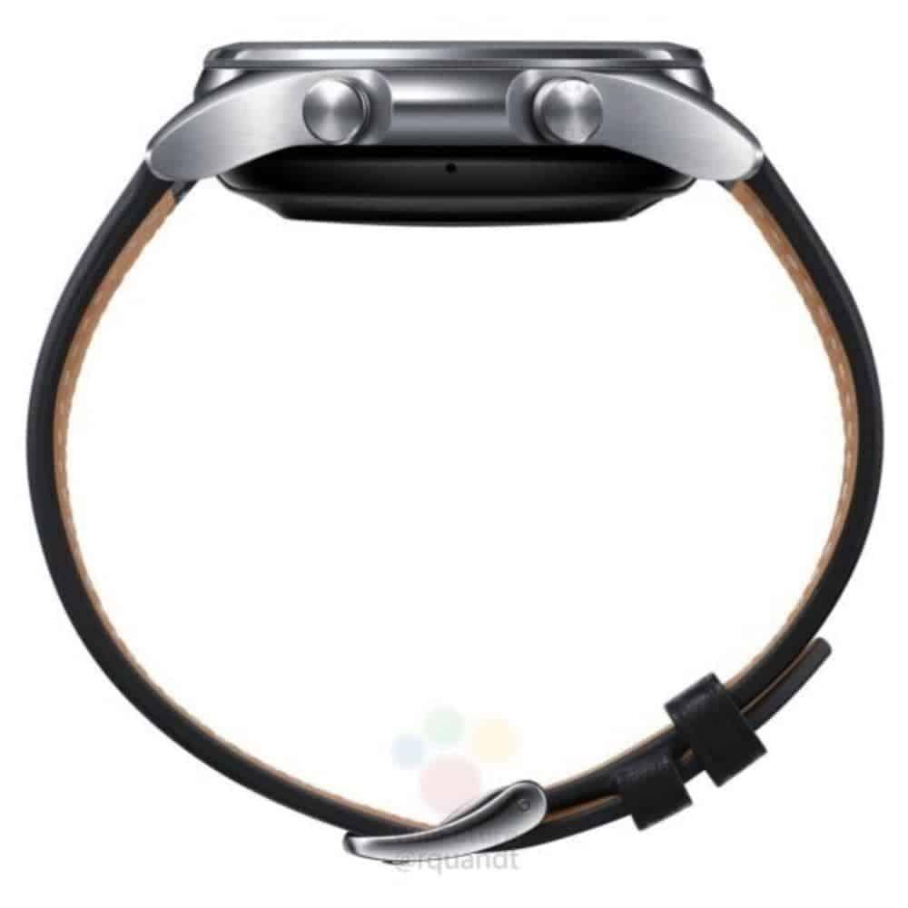 Samsung Galaxy Watch 3 Leak from WinFuture 16