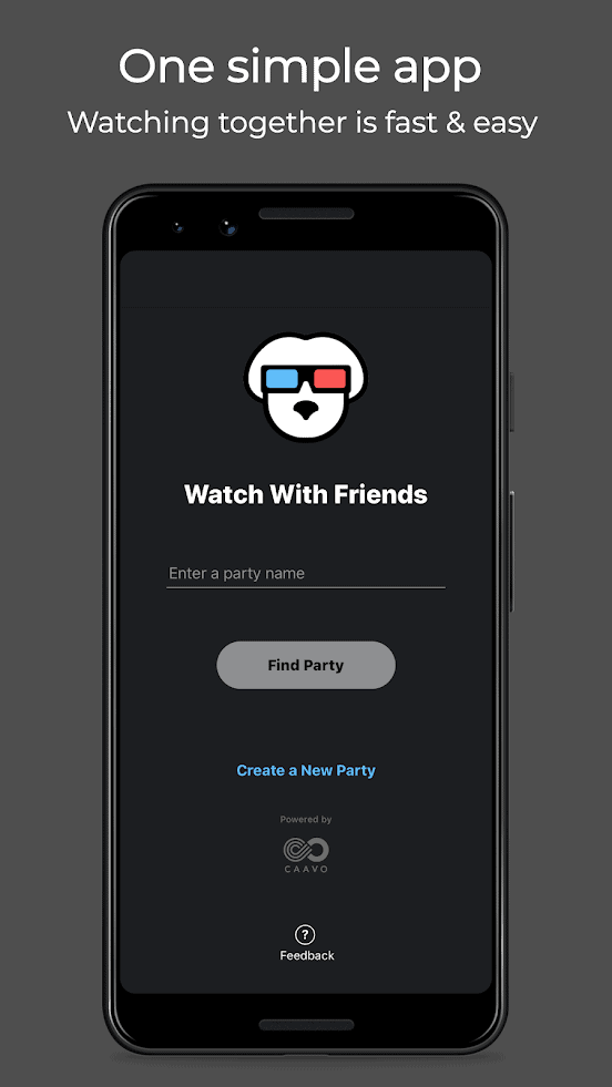 Watch With Friends app image 1