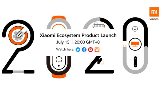 Xiaomi 2020 global event image from Xiaomi Twitter