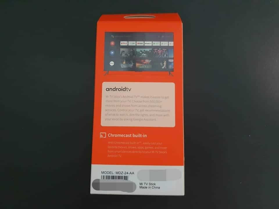 Xiaomi Mi TV Stick real life leak image 12