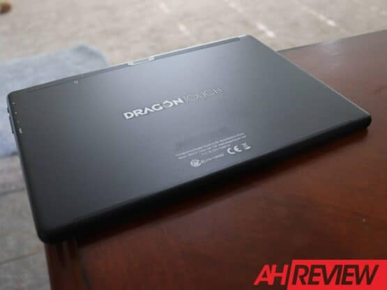 00 Dragon Touch Max 10 Tablet Review Title AH 2020