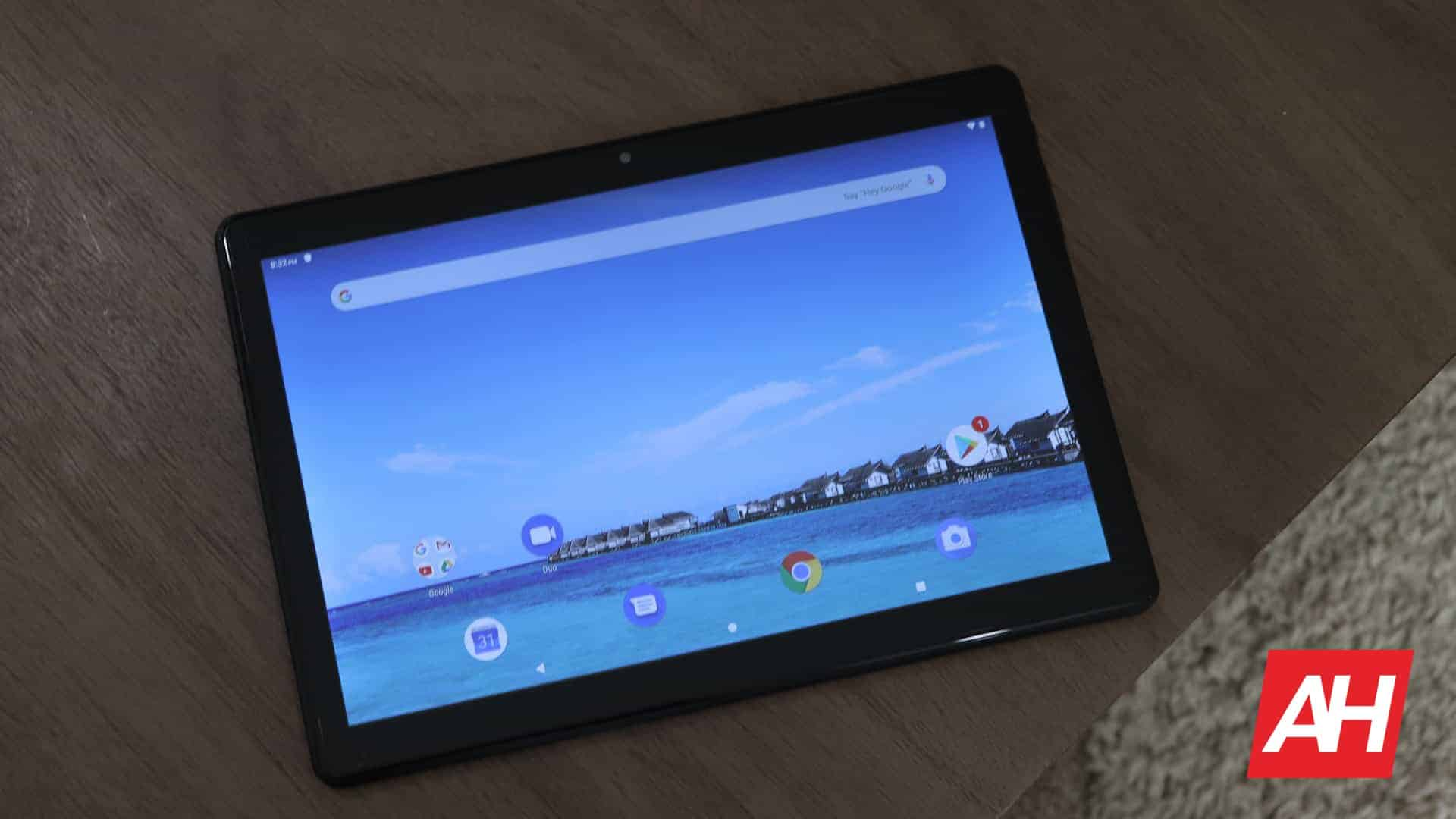 01 6 Dragon Touch Max 10 Tablet Review Hardware AH 2020
