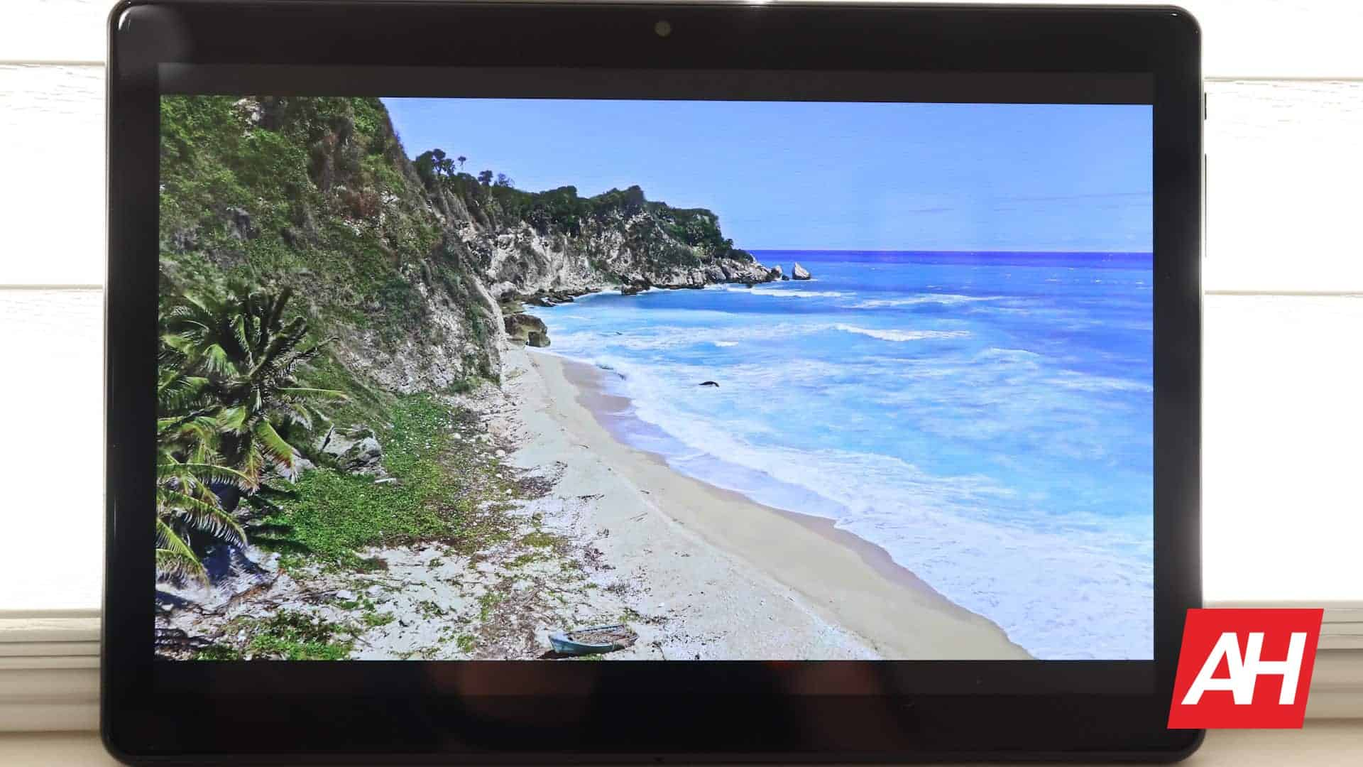 02 Dragon Touch Max 10 Tablet Review Display AH 2020