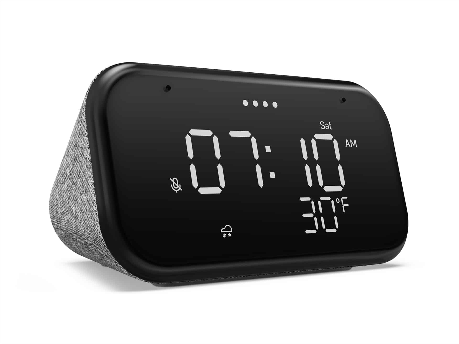04B Smart Clock Essential Hero Front facing right