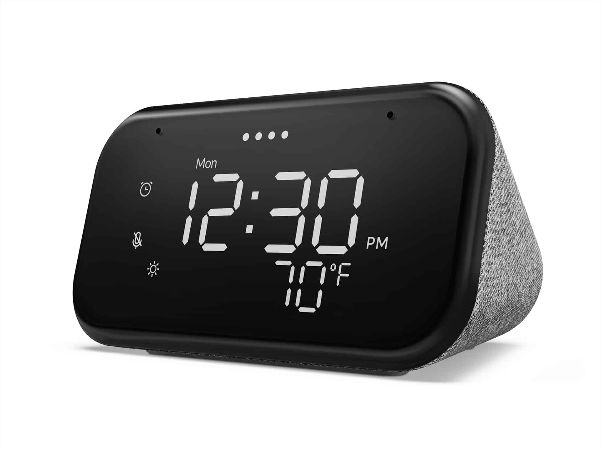 05B Smart Clock Essential Hero Front facing Left