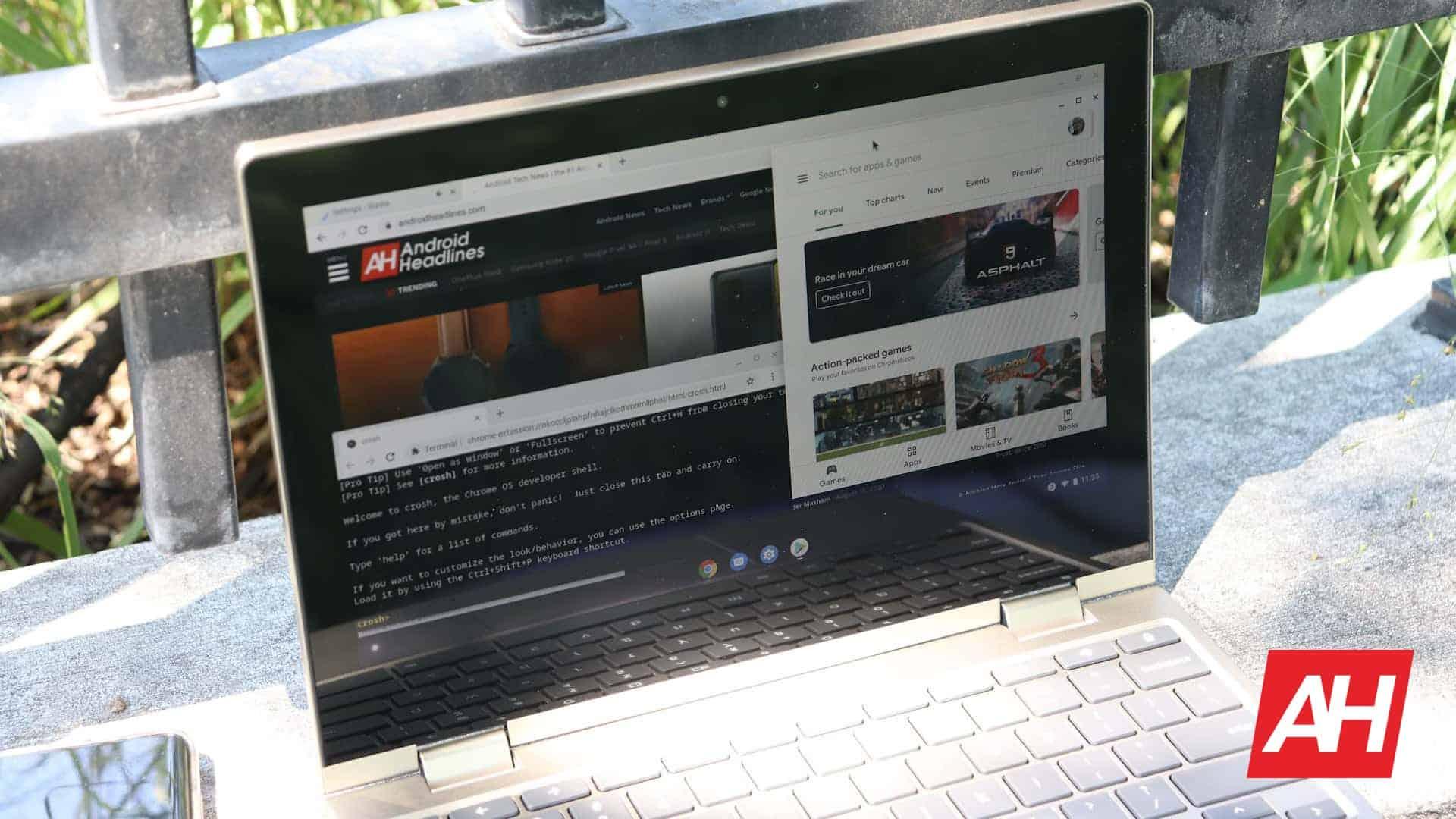 07 Lenovo IdeaPad Chromebook Flex 3 Review Software features AH 2020