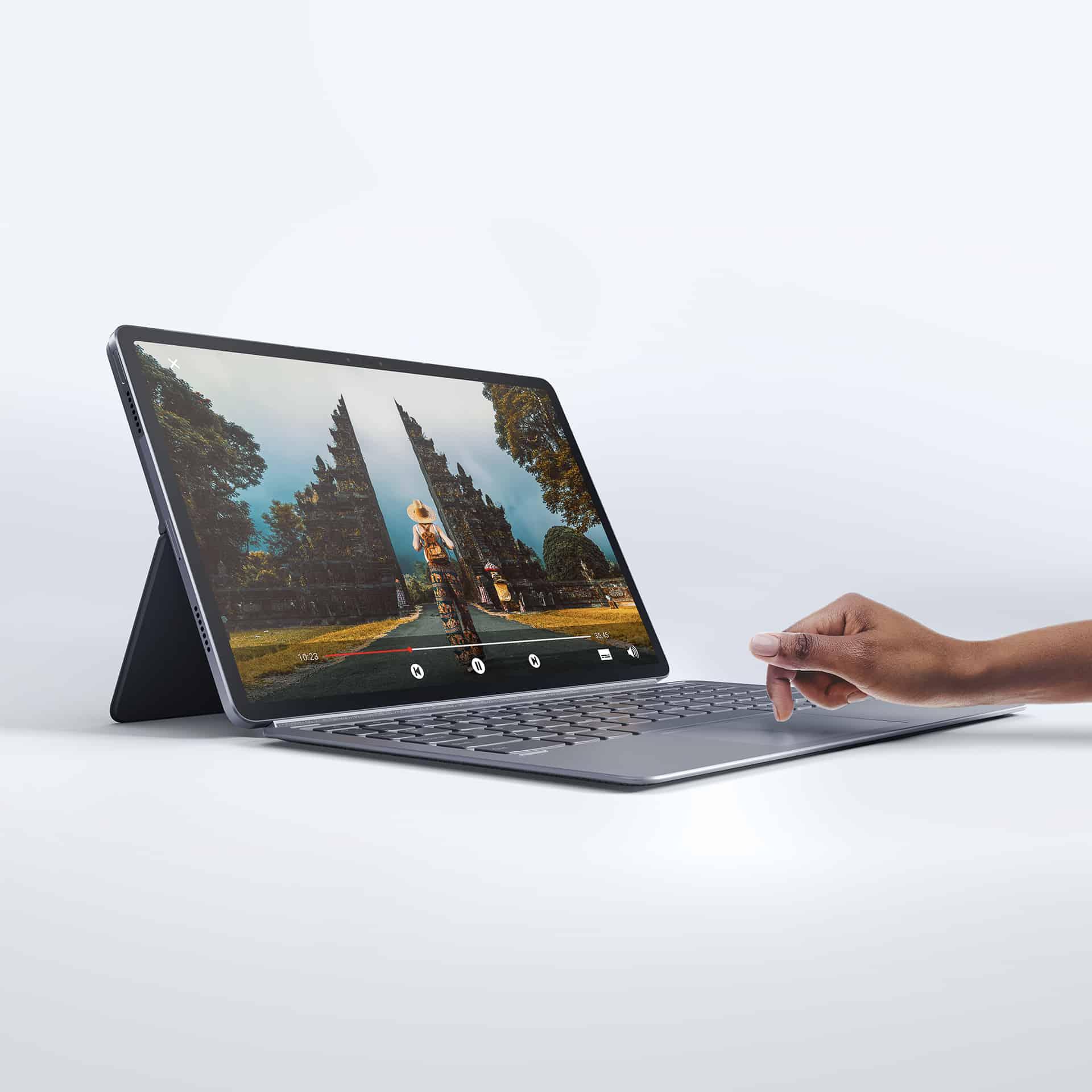 07 P11 Pro Hero Laptop Mode