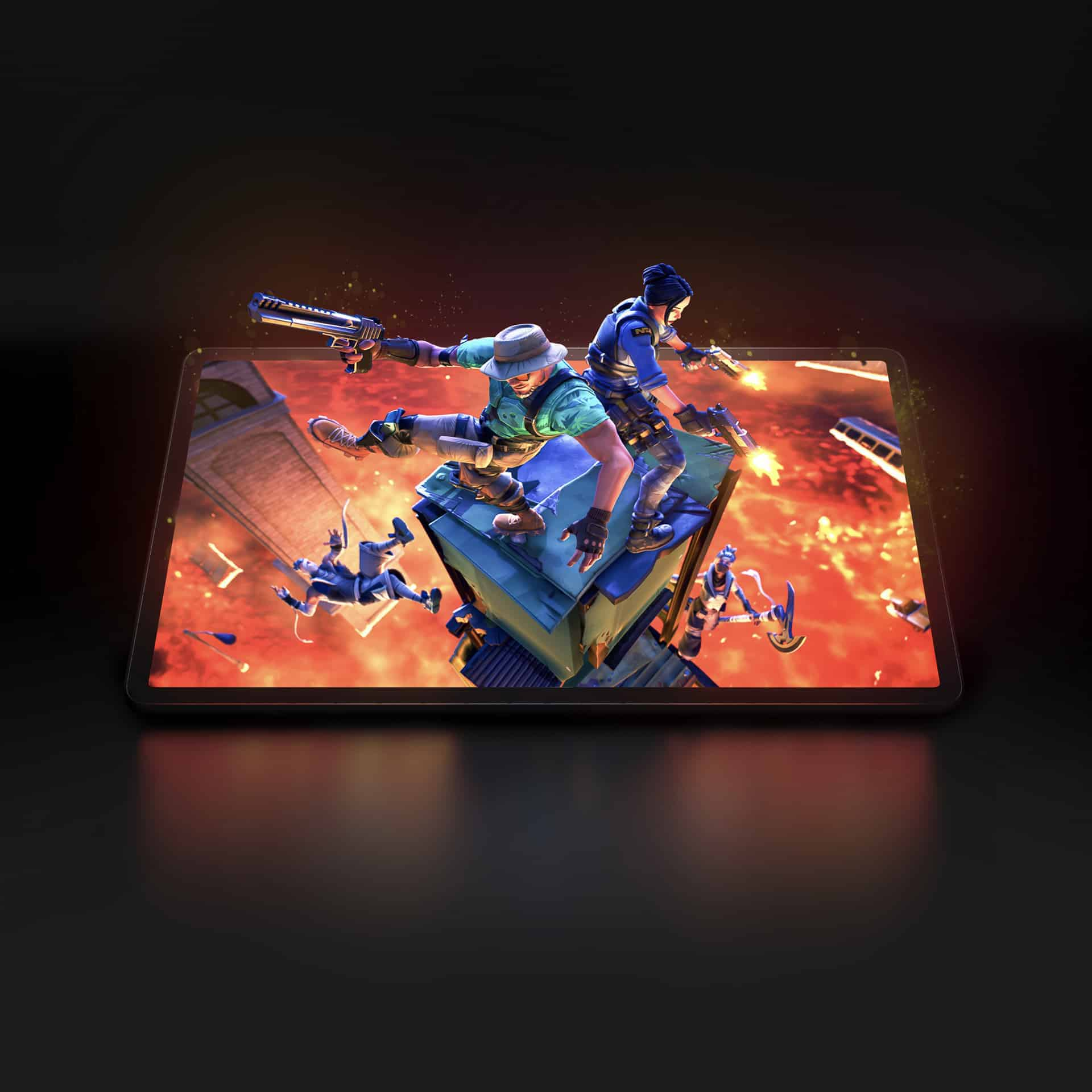 10 P11 Pro Hero Colourful Gaming Screen