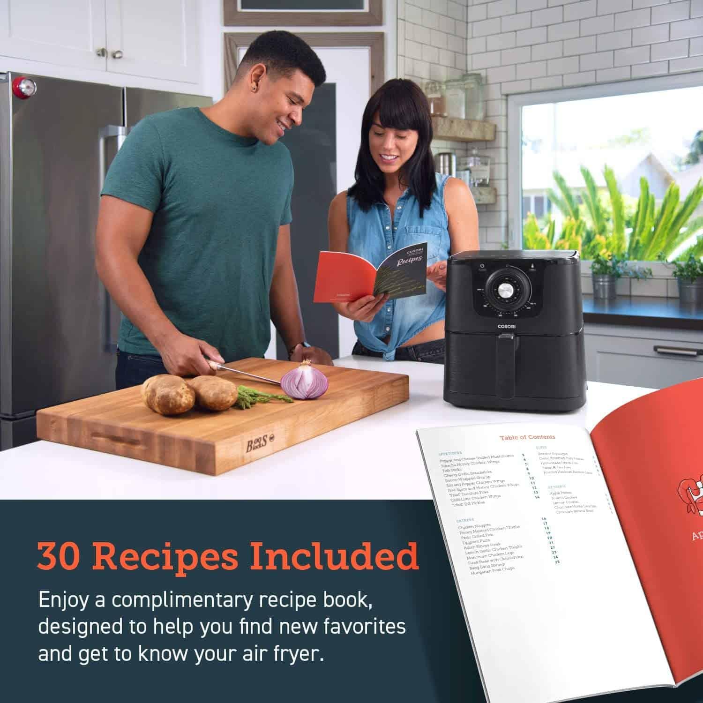 COSORI Air Fryer, Max XL 5.8-Quart - Amazon