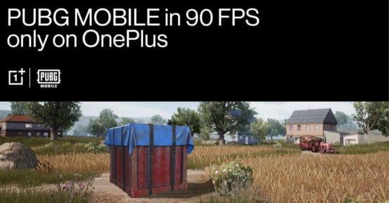 90FPS PUBG Mobile