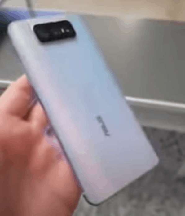 ASUS ZenFone 7 hands on video image 1