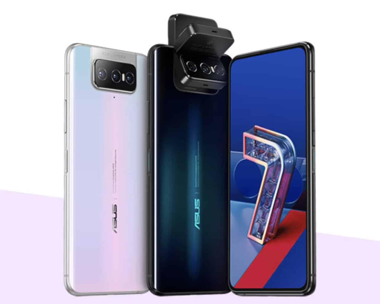 ASUS ZenFone 7 official image 2 1