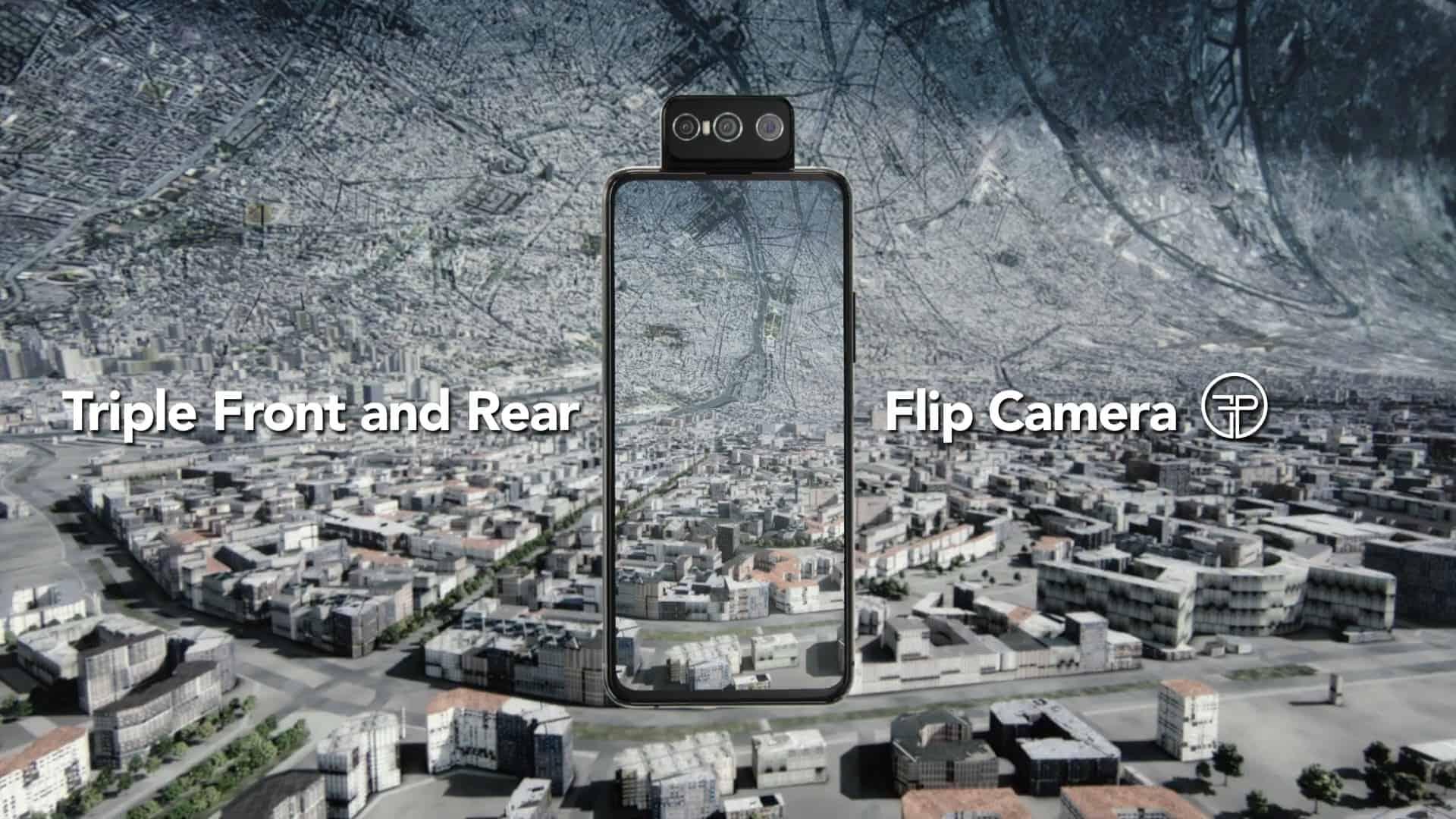 ASUS ZenFone 7 promo video 1