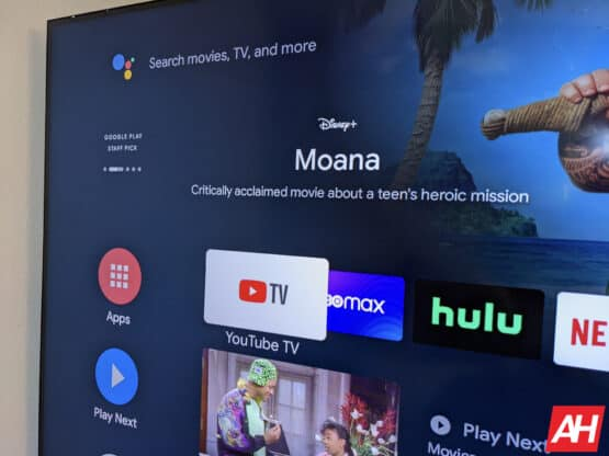 Android TV Ads AM AH 1