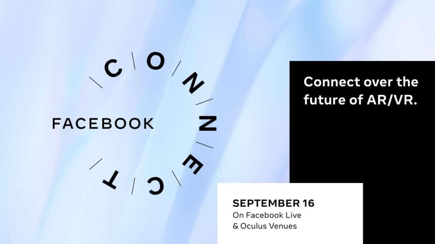 Facebook Connect Event September 2020