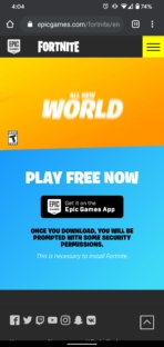 Fortnite For Android (2)